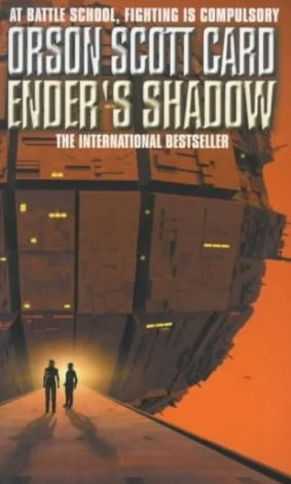 Ender's shadow (The Shadow series, Book 1) - Orson Scott Card