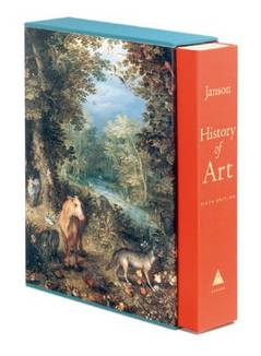History of art - H. W. Janson, Anthony F. Janson