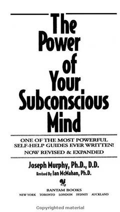 The power of your subconscious mind / Joseph Murphy