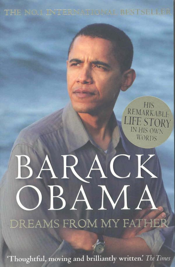 Dreams from my father - a story of race and inheritance - Barack Obama