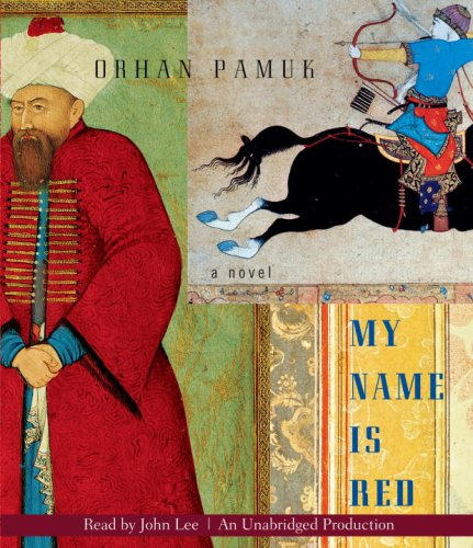 My Nam is Red - Orhan Pamuk