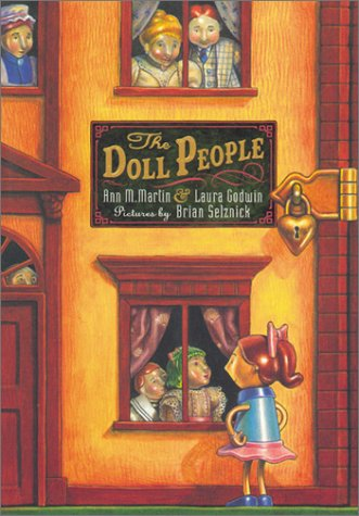 The doll people - ANN M. MARTIN