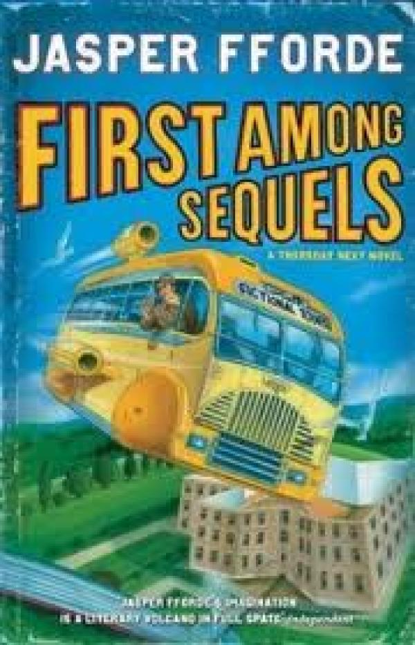 First among sequels - Thursday Next #5 - Jasper Fforde