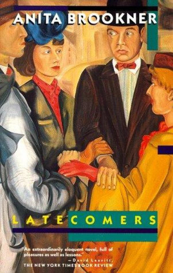 Latecomers - VINTAGE CONTEMPORARIES # / Anita Brookner