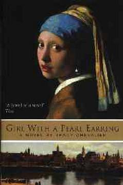 Girl with a pearl earring - טרייסי שבלייה