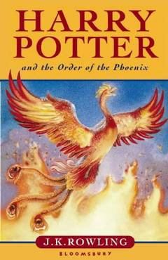 Harry Potter And The Order Of The Phoenix - ג'יי קיי רולינג