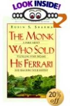 The monk who sold his ferrari - רובין ס' שארמה