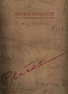 Double signature: portraits of personalities from the terezin ghetto / Max Placek