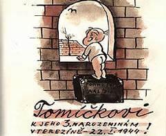 Tommy: to tommy, for his third birthday in theresienstadt, 22 january 1944 / Shmuel Spector And Geoffrey Wigoder