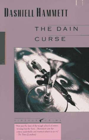 The dain curse - Hammett' Dashiell