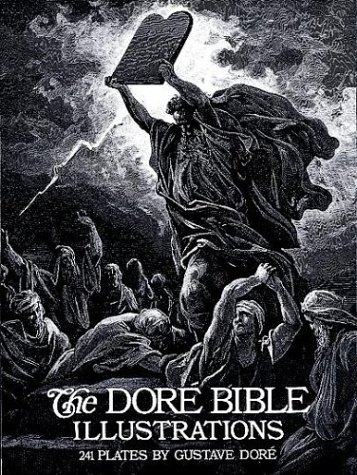 The Dore Bible Illustrations - Plates by Gustave Dore 241 / Gustave Dore