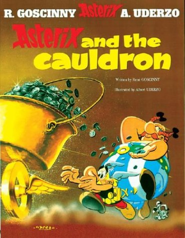 Asterix and the cauldron - Goscinny