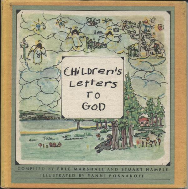 Children's letters to god - Eric; Hample Marshall