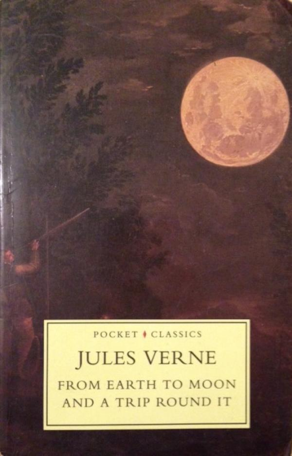 From earth to moon and a trip round it - Jules Verne