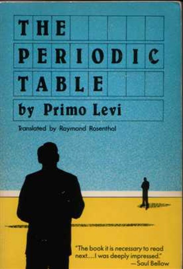 The Periodic Table Primo Levi