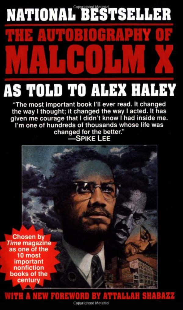 The Autobiography of Malcolm X - Malcolm X & Alex Haley