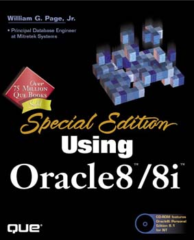 Se using oracle 8i / Nathan Hughes & Vijay Lunawat