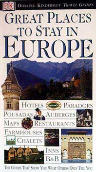 Great places to stay in europe / Eyewitness