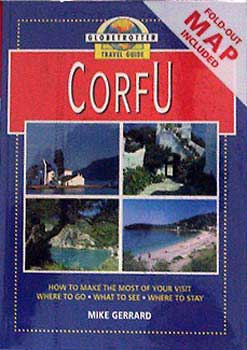 Corfu travel pack gt - book+map / New Holland