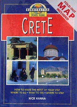 Crete travel pack gt - book+map / New Holland
