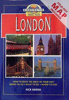 London travel pack gt - book+map / New Holland