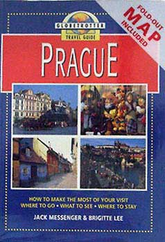 Prague travel pack gt - book+map / New Holland