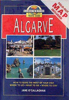 Algrave travel pack gt - book+map / New Holland