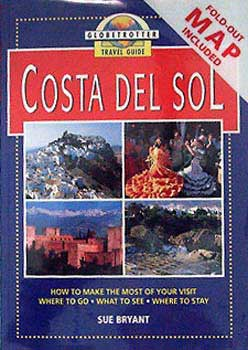 Costa del sol travel pack gt - book / New Holland