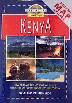 Kenya travel pack gt - book + map / New Holland