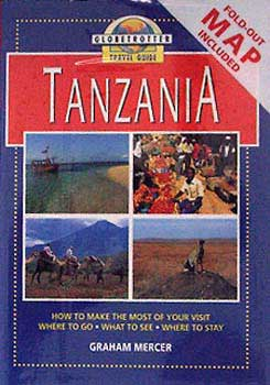 Tanzania travel pack gt - book + ma / New Holland