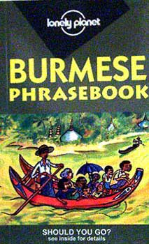 Burmese pb lp3 - Lonely Planet