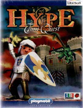 Hype -the time quest -