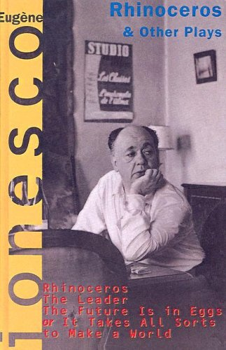 Rhinoceros and other plays - Eugene Ionesco