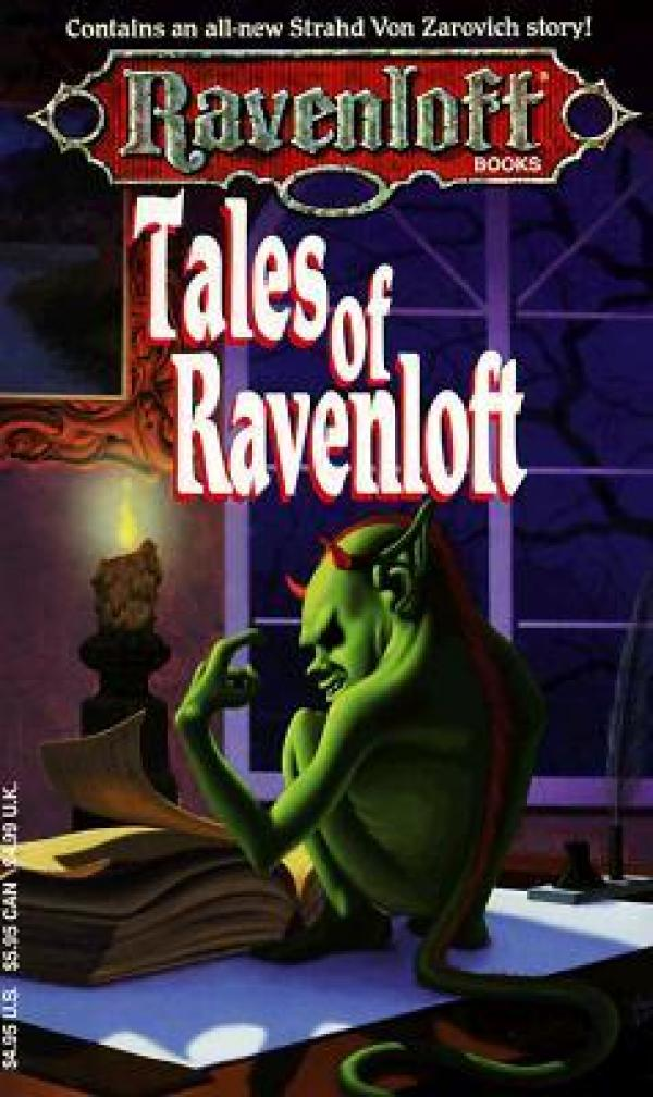 Tales of Ravenloft - Ravenloft  #10 - Edited By: Brian Thomsen