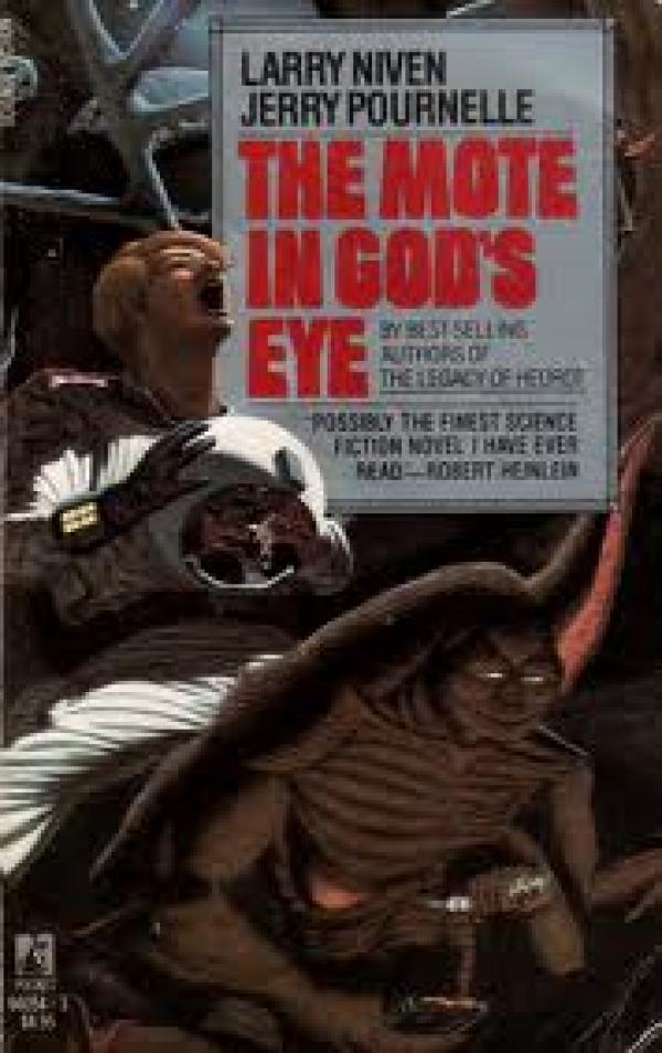 The mote in god's eye - Larry Niven
