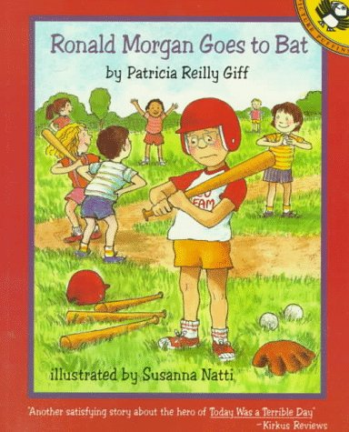 Ronald morgan goes to bat - Patricia Reilly Giff