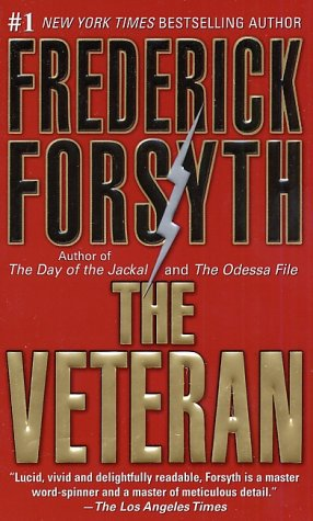 The veteran - Frederick Forsyth