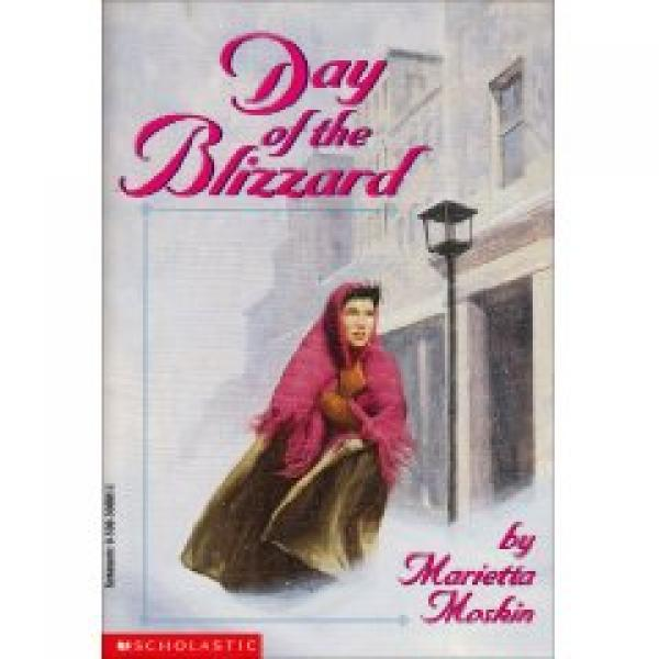 Day of the blizzard - MARIETTA MOSKIN