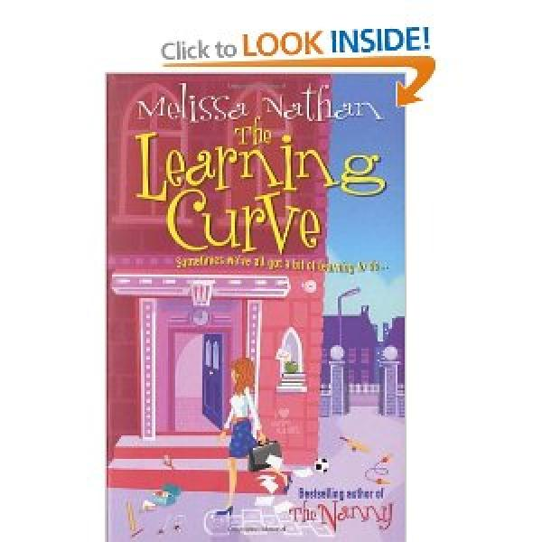 The learning curve - Melissa Nathan
