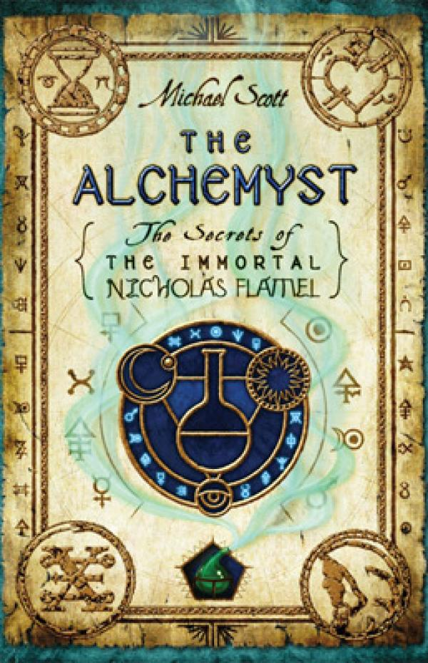 The Alchemyst - The Secrets of the Immortal Nicholas Flamel #1 - Michael Scott