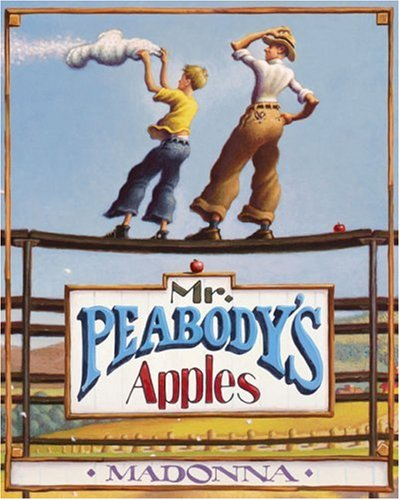 Mr. peabody's apples - Madonna