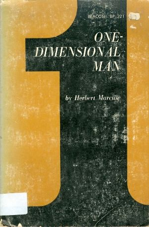 one dimensional man - herbert marcuse