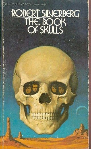 the book of sculls - Robert Silverberg