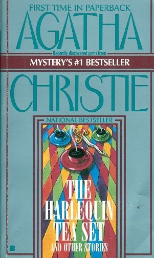 the harlequin tea set and other stories - Agatha Christie