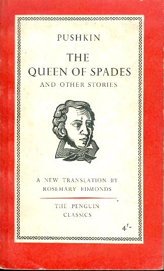The Queen of Spades - Pushkin