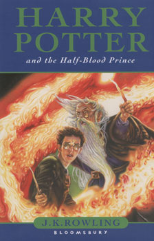 Harry potter - half blood prince - J. K. Rowling