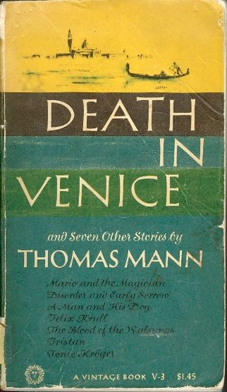 Death in venice and seven other stories / Thomas Mann