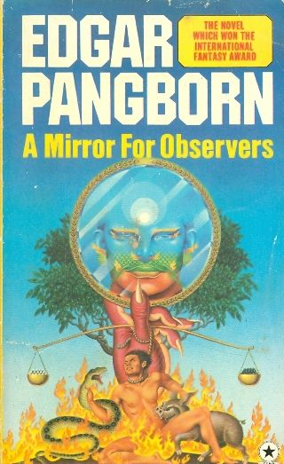 A mirror for observers - A BLUEJAY BOOK # / Edgar Pangborn