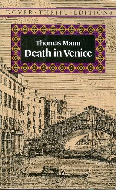 Death in venice - Thomas Mann