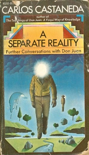 A separate reality - FURTHER CONVERSATIONS WITH DO N JUAN - A TOUCHSTONE BOOK # / Carlos Castaneda